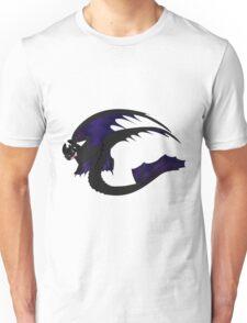 Galaxy Nightfury - Black Unisex T-Shirt