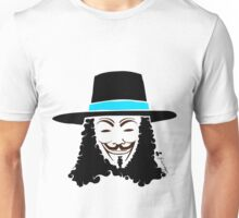Keinage - Les Couleur | V for Vendetta Unisex T-Shirt
