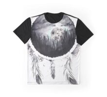 Misty Dreams Graphic T-Shirt