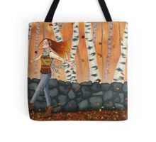 October Sunset Tote Bag
