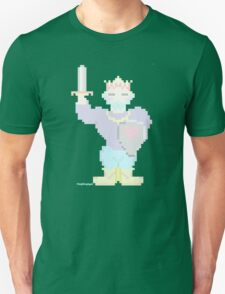 8-Bit King of Hearts  Unisex T-Shirt