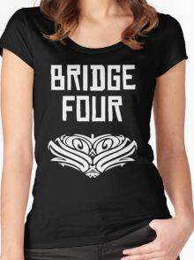 Bridge Four White Kaladin Women's Fitted Scoop T-Shirt