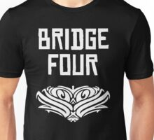 Bridge Four White Kaladin Unisex T-Shirt