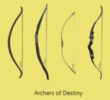 Archers of Destiny Kids Clothes