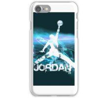 BLUE Jordan iPhone Case/Skin