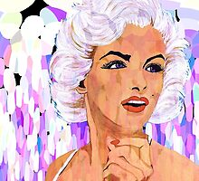 The Lovely One, Marilyn by Saundra Myles