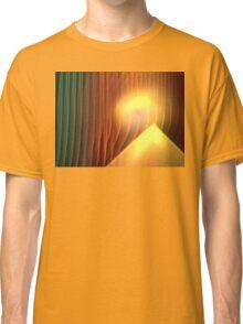 Pyramid Sunrise Classic T-Shirt