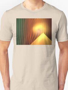 Pyramid Sunrise Unisex T-Shirt