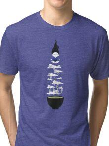 Zen tea II Tri-blend T-Shirt