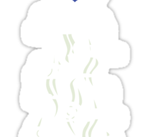 Zen tea II Sticker