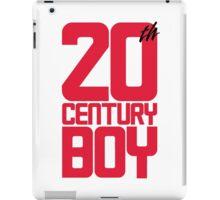 20th Century Boy iPad Case/Skin