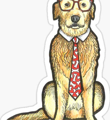 Dad Dog Sticker