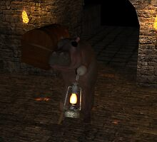 Captain Hippo by Mythos57