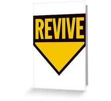 Revive Symbol [CoD Zombies] Greeting Card