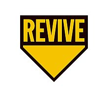Revive Symbol [CoD Zombies] Photographic Print