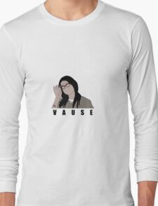 Alex Vause Orange is the new black Long Sleeve T-Shirt