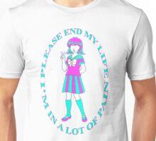 AGONY GIRLS v.1 Unisex T-Shirt