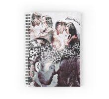 outlaw queen  Spiral Notebook