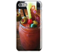 Bloody Mary iPhone Case/Skin