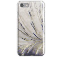 Ice White iPhone Case/Skin