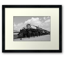 The Big Boy Framed Print