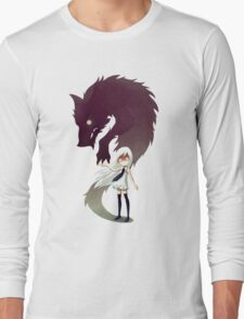 Werewolf Long Sleeve T-Shirt