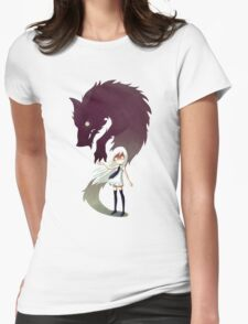 Werewolf Womens Fitted T-Shirt