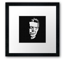 Blackstar Framed Print
