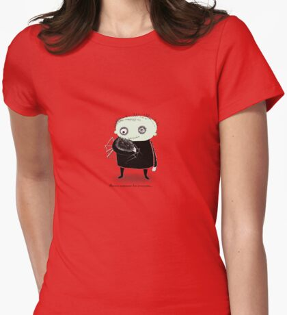 Happy Birthday Inky-Blinky! Womens Fitted T-Shirt