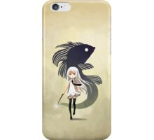 Black Moor iPhone Case/Skin