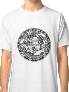 Daruma Mandala Classic T-Shirt