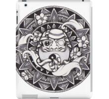 Daruma Mandala iPad Case/Skin