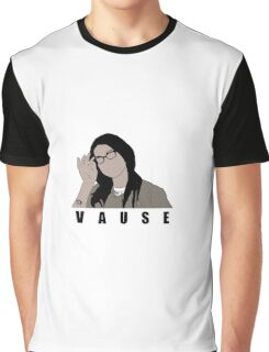 Alex Vause Orange is the new black Graphic T-Shirt