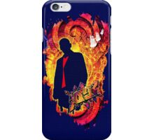 09 DW Banksy - Colour iPhone Case/Skin