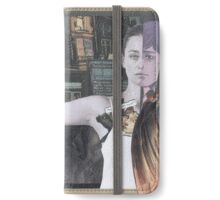 Gemini - The Twins iPhone Wallet/Case/Skin