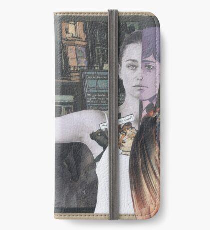 Gemini - The Twins iPhone Wallet/Case/Skin
