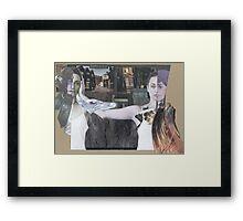 Gemini - The Twins Framed Print