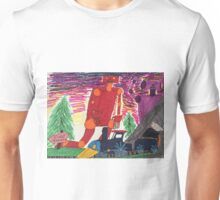 Toy train  Unisex T-Shirt