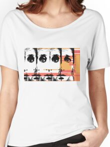 Scaffold Faces Women's Relaxed Fit T-Shirt