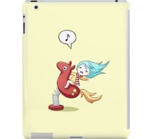 Pony Ride iPad Case/Skin
