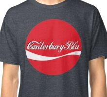 Canterbury Blu - Cold One Classic T-Shirt