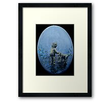 Pal by 'Donna Williams' Framed Print