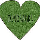 Dinosaur Love by Rob Price