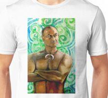 Temuera Morrison Portrait Unisex T-Shirt