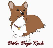 Cowboy Bebop - Data Dogs Rock Kids Clothes