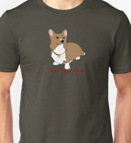 Cowboy Bebop - Data Dogs Rock Unisex T-Shirt