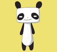 Panda 2 One Piece - Short Sleeve