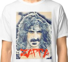 Frank Zappa and the Great Wave Off Kanagawa Classic T-Shirt