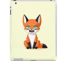 Fox Cub iPad Case/Skin