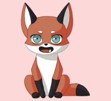 Fox Cub Kids Clothes